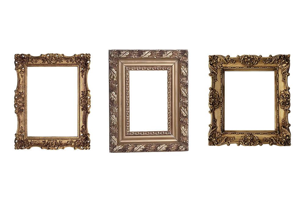 Фото и картинные рамки